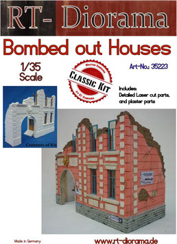Bombed out Houses
