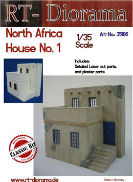 North African House No. 1