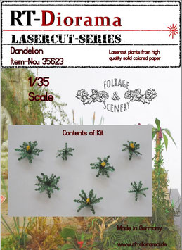 Foliage & Scenery: Dandelion