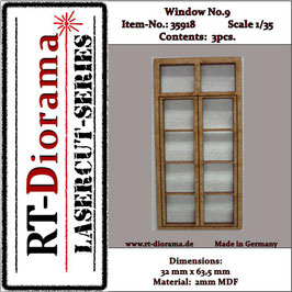 Window No. : 9 (3 pcs)
