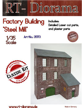 "Factory Building: ""Steel Mill"""