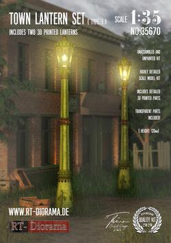 Town Lantern Set Type 1   (2pcs.)