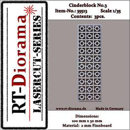 Cinderblocks No.3