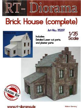 Brick House (Modular System)