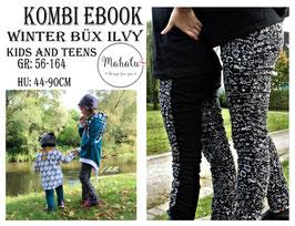 Kombi eBook Winter Büx Ilvy Kids + Teens