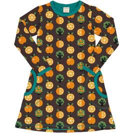 Maxomorra Dress LS Orange