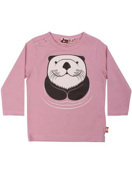 DYR LS-Seeotter Chilled Pink