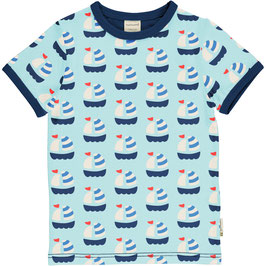 Maxomorra T-Shirt Sailboat