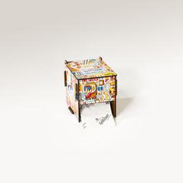 Goldeimer WC-Papierbox