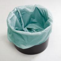 Kompostierbare Hygienebeutel