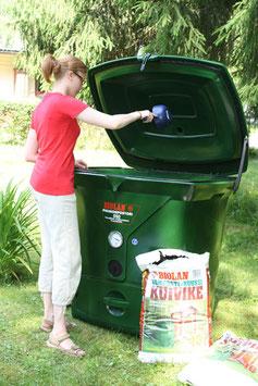 Biolan Komposter 550