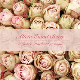 Alicia Emmi Berg - 5 Jahre Hochzeitsgesang