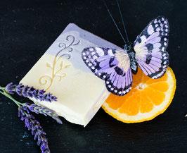 Lavendelseife 10% Überfettung