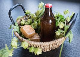 Craft Beer festes Shampoo (Naturkosmetik)