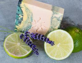 Lemongrass-Orangenölseife 10% Überfettung