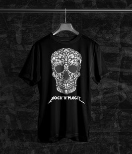 """Rock´n´Magic Skull"" Shirt"