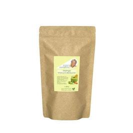 Moringa Blattpulver Wildwuchs 250g Tüte