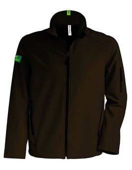 BD214 // Badhof . Herren Softshelljacke light