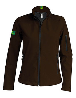 BD114 // Badhof . Ladies Softshelljacke light