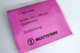 Ticketholder . 105x88 quer