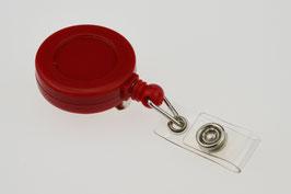 Jojo mit Lasche . 33mm . rot