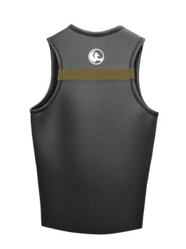 Kaion Men's Vest  Color : OLIVE