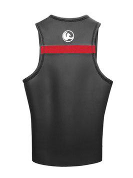 Kaion Women's Vest Color : RED