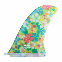 ISLAND FIN DESIGN NUI IN VINTAGE FLORAL  size : 9.5
