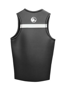 Kaion Men's Vest  Color : WHITE