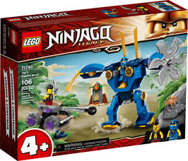 LEGO® NINJAGO® 71740 Jays Elektro-Mech