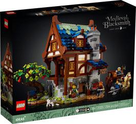 LEGO® Ideas 21325 Mittelalterliche Schmiede
