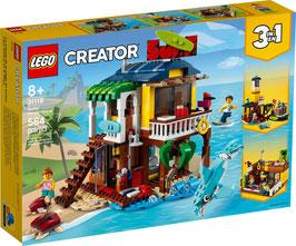 LEGO® Creator 3-in-1 31118 Surfer-Strandhaus