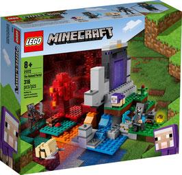 LEGO® Minecraft™ 21172 Das zerstörte Portal