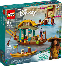 LEGO® Disney™ 43185 Bouns Boot