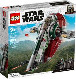 LEGO® Star Wars™ 75312 Boba Fetts Starship™