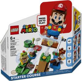 LEGO® Super Mario 71360 Abenteuer mit Mario™ – Starterset