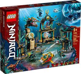 LEGO® NINJAGO® 71755 Tempel des unendlichen Ozeans