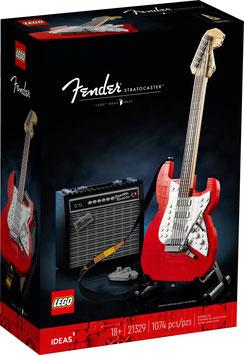 LEGO® Ideas 21329 Fender® Stratocaster™