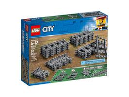 LEGO® City 60205 Schienen und Kurven