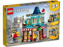 LEGO® Creator 31105 Spielzeugladen im Stadthaus