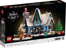 LEGO® Creator Expert 10293 Besuch des Weihnachtsmanns