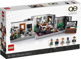 LEGO® Creator Expert 10291 Queer Eye – Das Loft der Fab 5