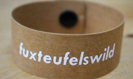 """Armband """"fuxteufelswild"""""""