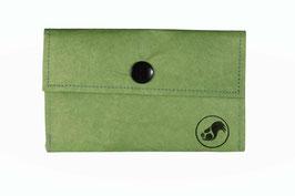 """Mini Portemonnaie: """"GREEN"""