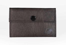 "Mini Portemonnaie: ""BLACK"""