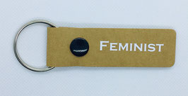 "Schlüsselhelfer ""Feminist"""