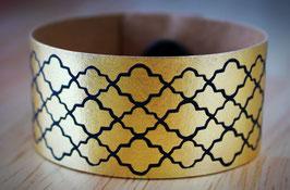 """Armband GOLD """"Marokko"""""""
