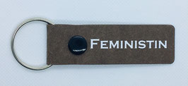"Schlüsselhelfer ""Feministin"""