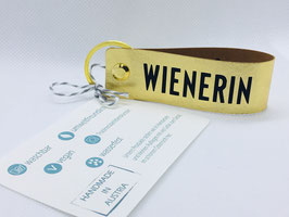 """Schlüsselhelfer  GOLD """"WIENERIN"""""""