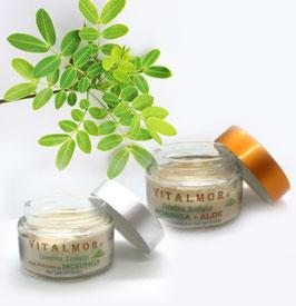 .  Crema Moringa+Aloe 50 ml - Ecológica